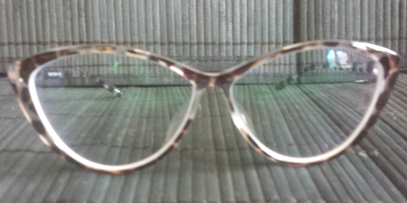 Women's Cateye Prescription Glasses