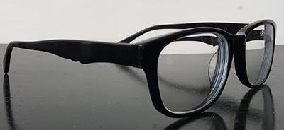 Black Eyeglass frames