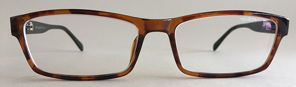 Rectangular basic frames front