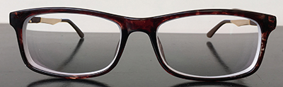 Stylish eyeglass frames a
