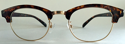 Browline clubmaster frames