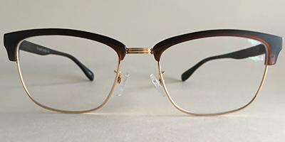 Retro clubmaster frames