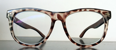 wooden frames with tortoise