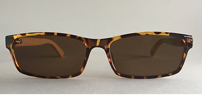 Wooden frames made into sunglasses