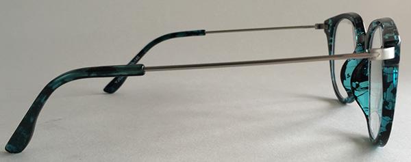 Keyhole cheap eyeglasses side