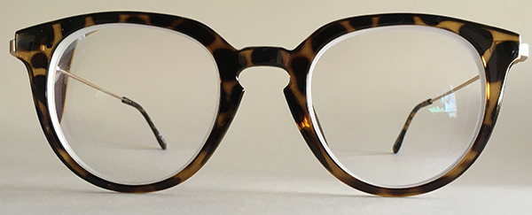 Classic round eyewear