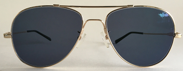 Aviator prescription sunglasses