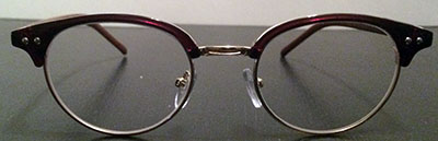 Classic Catseye Prescription glasses