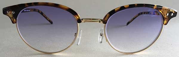 cat prescription eyeglasses tinted