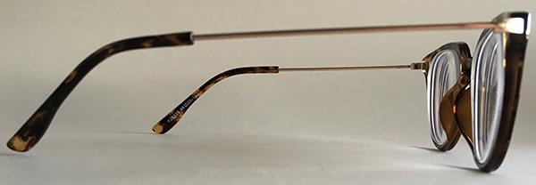 classic round eyeglasses side