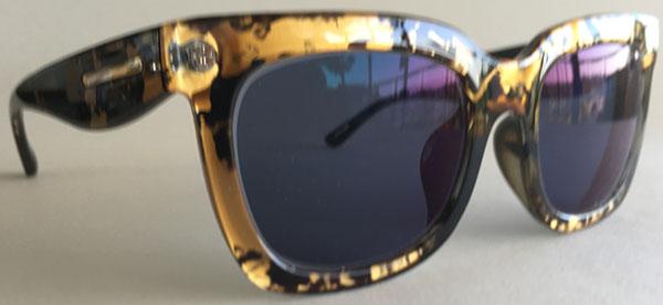Prescription sunglasses front