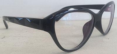Cateye frames