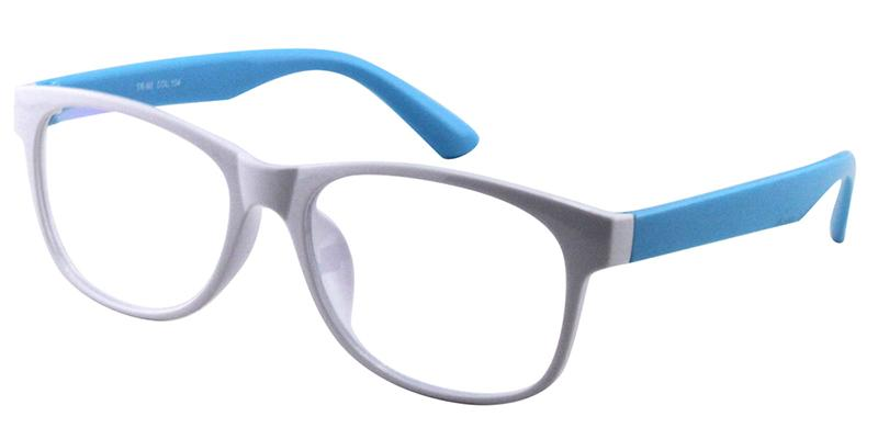 white-blue Color Product Image