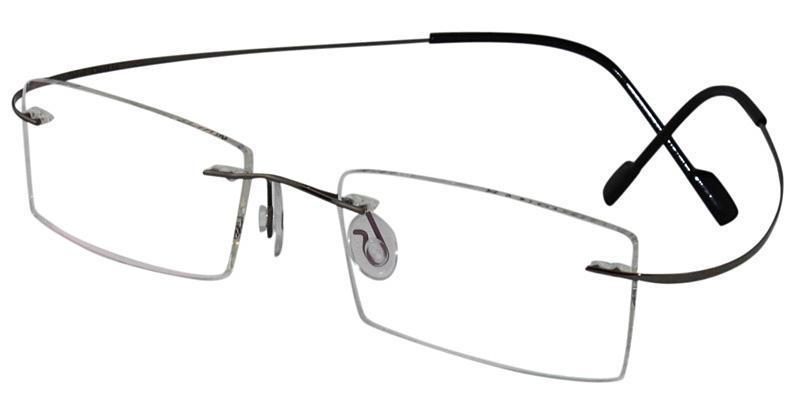 70ecd2358f4 Hingeless and flexible rimless bendable eyeglasses - Eyewear Insight
