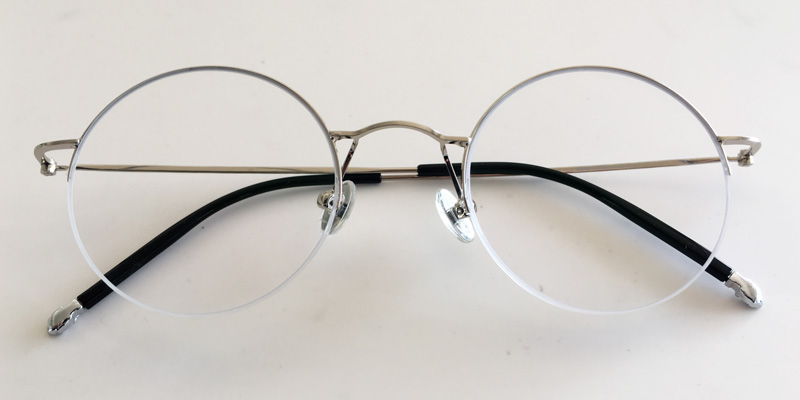 Hal rim prescription glasses