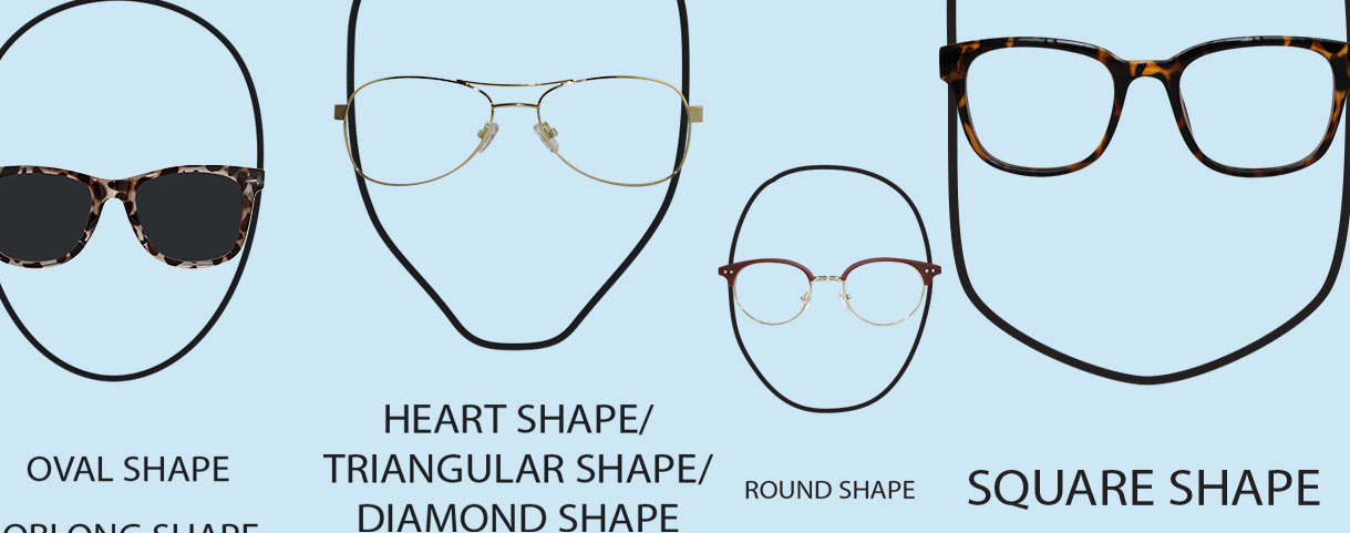 c1987e45c1c12 Best Glasses for Face Shapes - Your Shape
