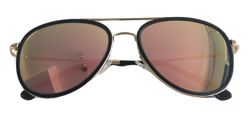 Mirrored Sunglasses - Aviators