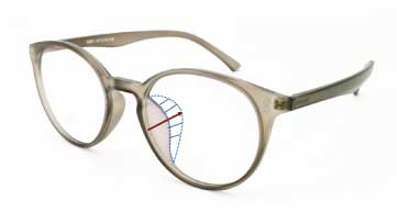 Eyewear Insight low bridge glasses
