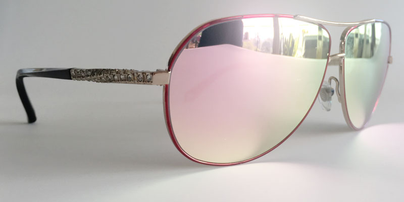 2dc641b0df Bling Bling Aviators with Rhinestones for extra fun.